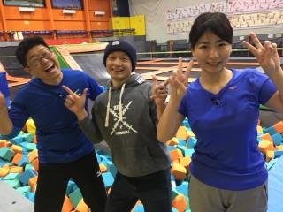 みつくにさん、田中さん(イントラ)、稲富さん