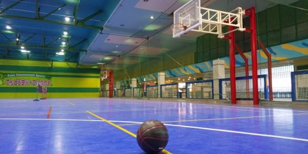スポーツコート(サッカー・バドミントン・バスケット)