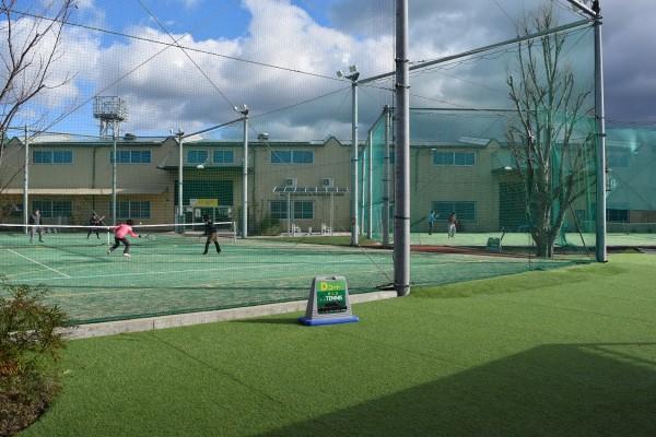 テニス(屋外